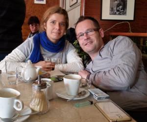 Michael and Alina